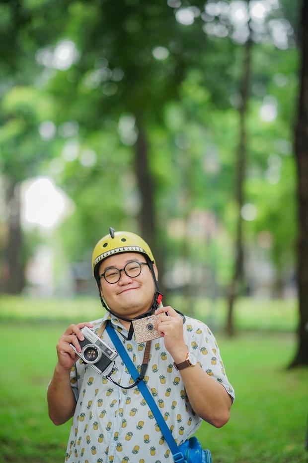 """Vào coi bộ tranh """"Sài Gòn chơn thành"""" có siêu năng lực khiến bạn mỉm cười trong tích tắc nè! - Ảnh 3."""