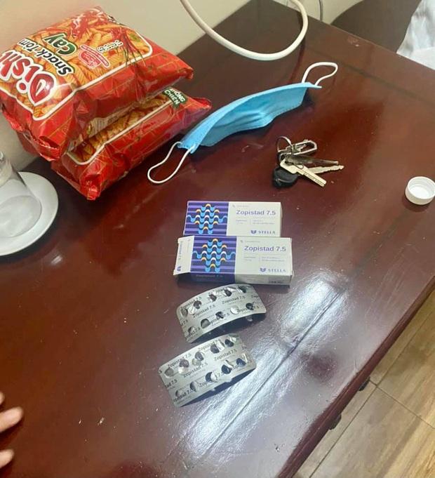 Bị phản đối chuyện yêu đương, nam thanh niên vào thuê khách sạn uống 2 vỉ thuốc ngủ để tự tử - Ảnh 2.