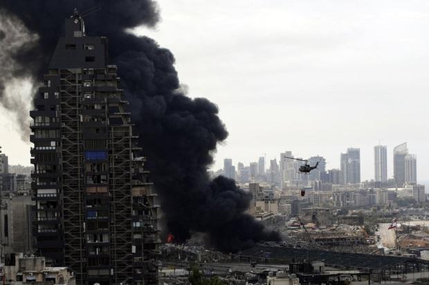 Một năm sau thảm họa ở cảng Beirut, những vết thương để lại vẫn chưa lành - Ảnh 1.
