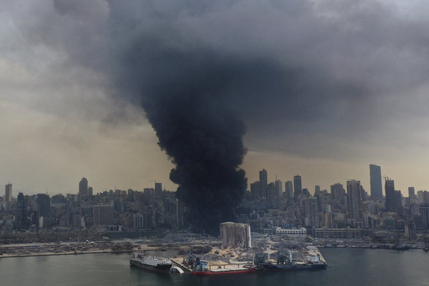 Một năm sau thảm họa ở cảng Beirut, những vết thương để lại vẫn chưa lành - Ảnh 2.