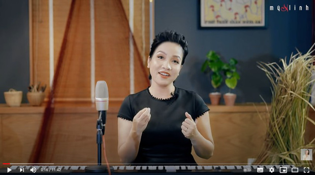 Diva Mỹ Linh dạy học trò hát #XHTĐRLX thế nào mà netizen chê bản gốc của AMEE, khẳng định phải sửa nguyên bài? - Ảnh 3.