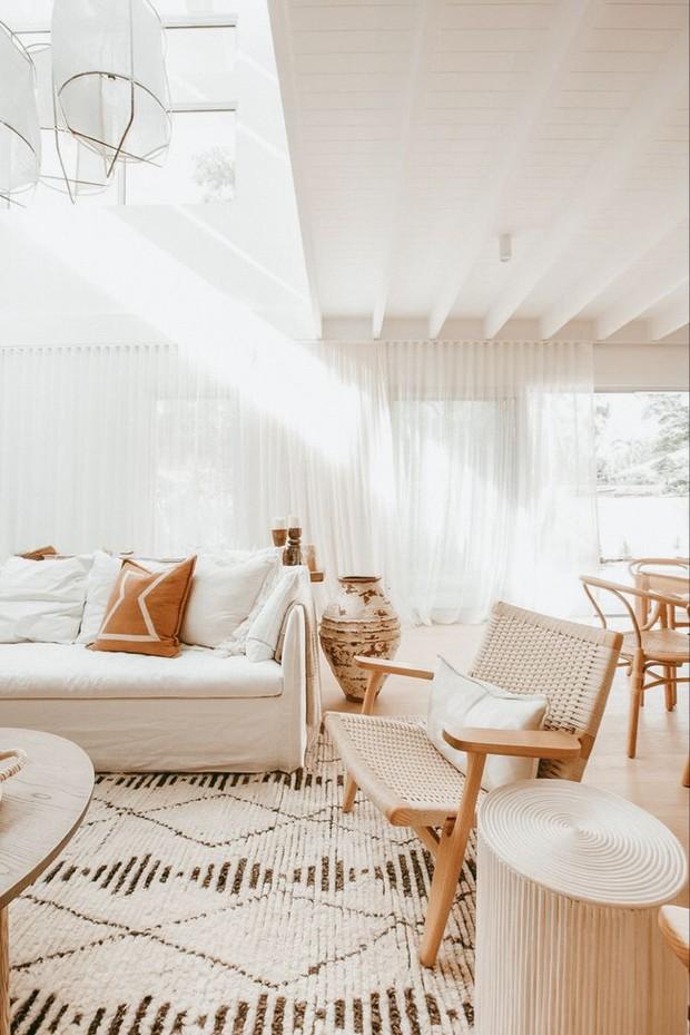 Kê ghế sofa trong phòng khách phải nhớ kỹ 5 điểm này để tránh cản bước thần tài, vận may đi mất - Ảnh 5.