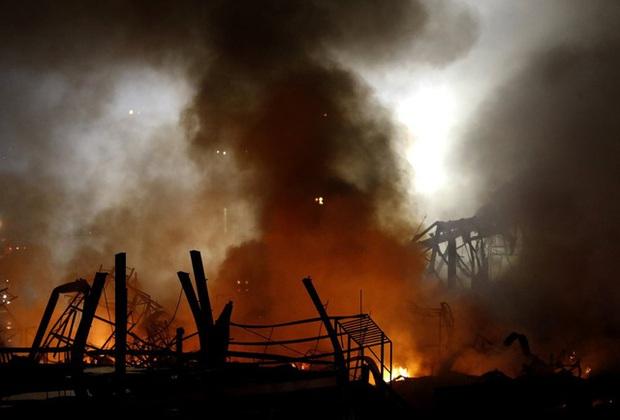 Một năm sau thảm họa ở cảng Beirut, những vết thương để lại vẫn chưa lành - Ảnh 4.