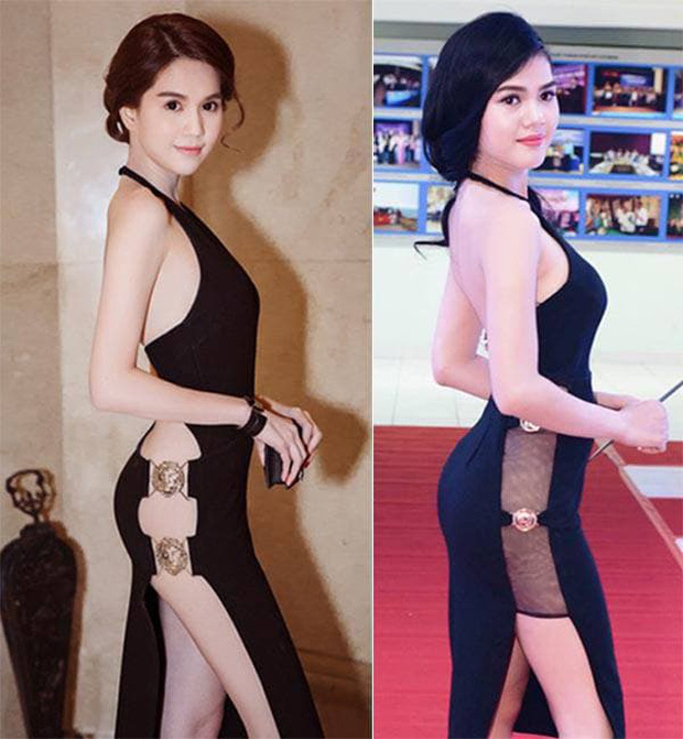 Bản sao Ngọc Trinh từng gây xôn xao khi thi Hoa hậu, khẳng định mình đẹp hơn bản gốc là chuyện bình thường - Ảnh 3.