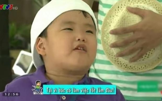 Cậu bé bánh bao Bi Béo nhà Xuân Bắc 5 năm trước đã có loạt phát ngôn cực bá đạo tại Bố Ơi Mình Đi Đâu Thế? - Ảnh 7.