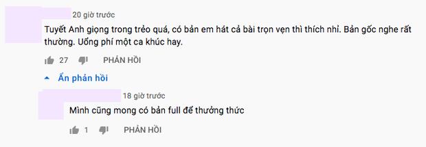 Diva Mỹ Linh dạy học trò hát #XHTĐRLX thế nào mà netizen chê bản gốc của AMEE, khẳng định phải sửa nguyên bài? - Ảnh 6.