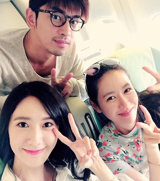 Yoona và mối nhân duyên kỳ lạ: Thân riêng từng người trước khi Hyun Bin - Son Ye Jin hẹn hò, sau đi đám cưới lời phải biết! - Ảnh 2.