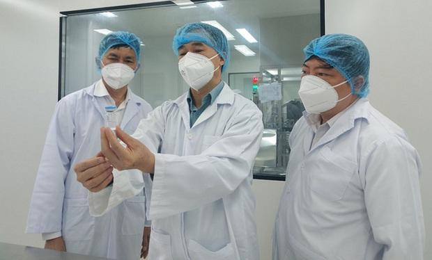 Vaccine Covid-19 của Việt Nam an toàn và có tính sinh miễn dịch tương đối cao - Ảnh 1.
