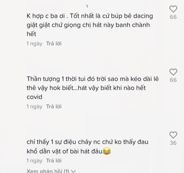 Thanh Thảo suýt biến Hoa Nở Không Màu của Hoài Lâm thành nhạc cải lương và netizen kiểu: Hoa lụi luôn chứ phai gì nữa - Ảnh 6.