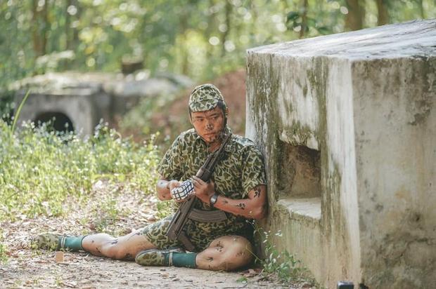 Cùng ngắm lại dàn quân nhân cực phẩm ở Sao Nhập Ngũ, anh nào cũng mạnh mẽ và đầy nam tính! - Ảnh 1.