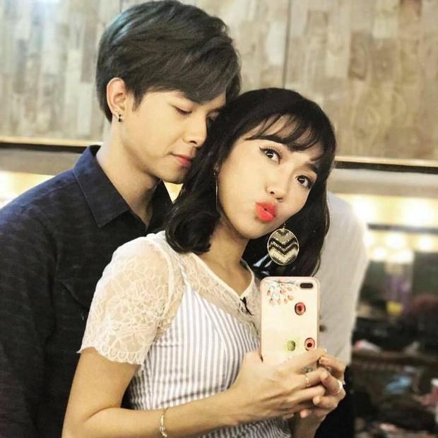 Rầm rộ tin đồn 1 nữ diễn viên hài vừa sinh con cho bạn trai 6 năm, netizen gọi tên Diệu Nhi? - Ảnh 8.