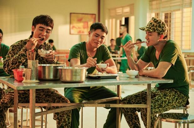 Khắp nơi xôn xao hình ảnh các anh quân nhân, MV hội tụ dàn cast Sao Nhập Ngũ chính là bài hát được nhắc đến nhiều nhất - Ảnh 6.