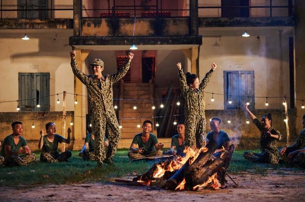 Khắp nơi xôn xao hình ảnh các anh quân nhân, MV hội tụ dàn cast Sao Nhập Ngũ chính là bài hát được nhắc đến nhiều nhất - Ảnh 9.