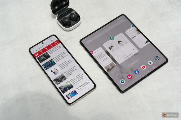 Có 2 chiếc smartphone chanh sả đang được phái đẹp săn lùng, chọn Galaxy Z Fold3 hay Galaxy Z Flip3? - Ảnh 3.
