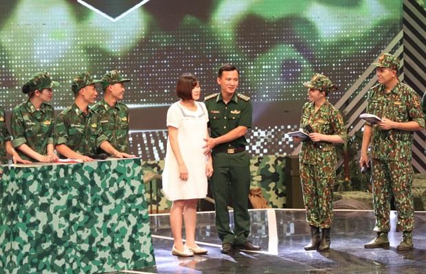Sao Nhập Ngũ, Chúng Tôi Là Chiến Sĩ... loạt show quân đội gây sốt với hình ảnh người chiến sĩ cực ngầu - Ảnh 3.