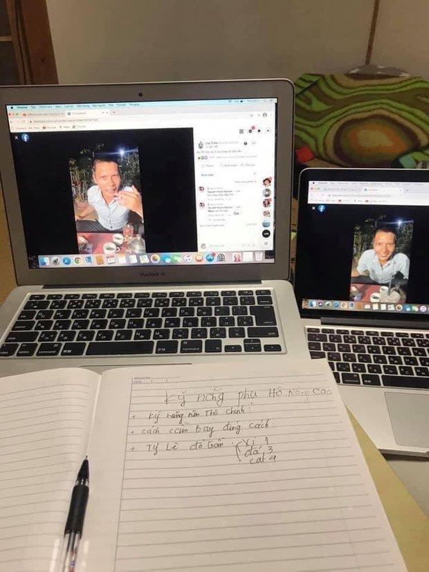 Livestream dạy kỹ năng phụ hồ nâng cao, Lộc Fuho đạt lượt xem kỷ lục tại Việt Nam, cho cả Độ Mixi lẫn bà Phương Hằng hít khói! - Ảnh 4.