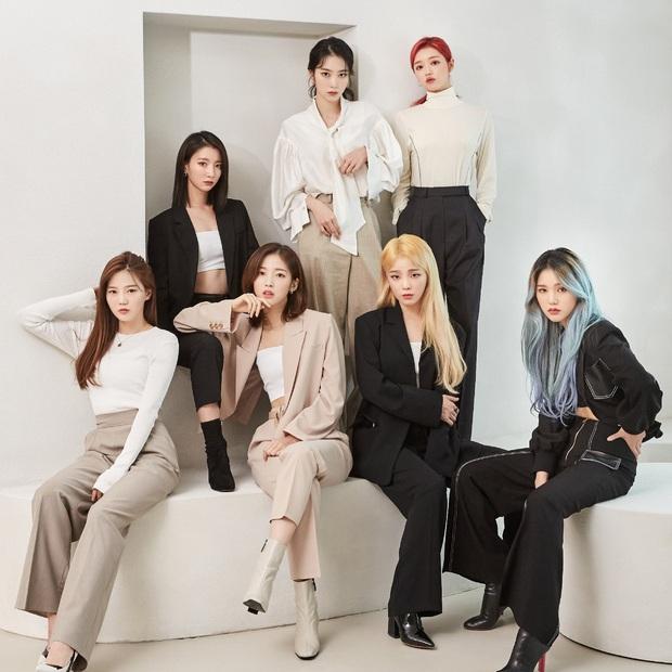 Nhóm nữ vượt mặt cả BLACKPINK và TWICE, trở thành girlgroup trụ lâu nhất trên BXH uy tín Hàn Quốc - Ảnh 1.