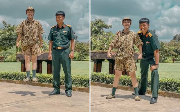 Sao Nhập Ngũ, Chúng Tôi Là Chiến Sĩ... loạt show quân đội gây sốt với hình ảnh người chiến sĩ cực ngầu - Ảnh 9.