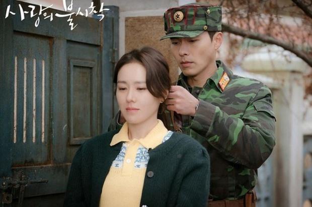 5 phim Hàn có phản ứng hóa học bùng nổ: Son Ye Jin - Hyun Bin sến chảy tim, Park Seo Joon hôn muốn cháy màn hình - Ảnh 1.