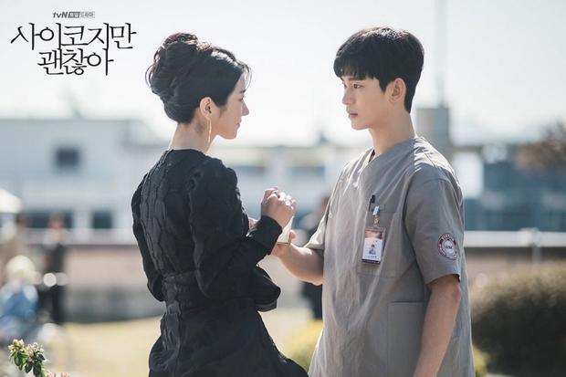 5 phim Hàn có phản ứng hóa học bùng nổ: Son Ye Jin - Hyun Bin sến chảy tim, Park Seo Joon hôn muốn cháy màn hình - Ảnh 5.