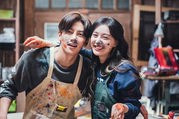 5 phim Hàn có phản ứng hóa học bùng nổ: Son Ye Jin - Hyun Bin sến chảy tim, Park Seo Joon hôn muốn cháy màn hình - Ảnh 7.