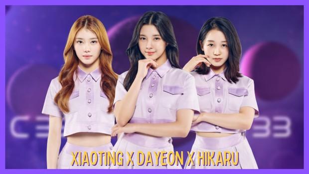 Knet so sánh 3 center trong Girls Planet 999: Thí sinh Hàn được thiên vị khen đỉnh nhất, Trung, Nhật đều bị chê kém tài - Ảnh 1.