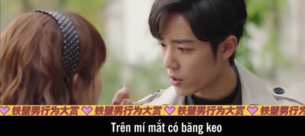 Dương Tử bị Tiêu Chiến giật đứt miếng kích mí, trở thành cô gái lực điền yêu chiều bạn trai ở trailer Dư Sinh - Ảnh 3.