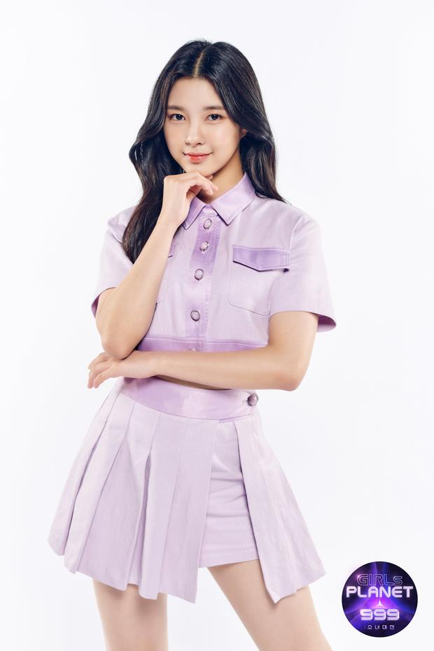 Knet so sánh 3 center trong Girls Planet 999: Thí sinh Hàn được thiên vị khen đỉnh nhất, Trung, Nhật đều bị chê kém tài - Ảnh 4.
