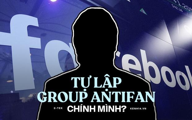 Một MC nổi tiếng Việt Nam tự lập group anti-fan chính mình, có lẽ đây là group lạ đời nhất Facebook - Ảnh 2.