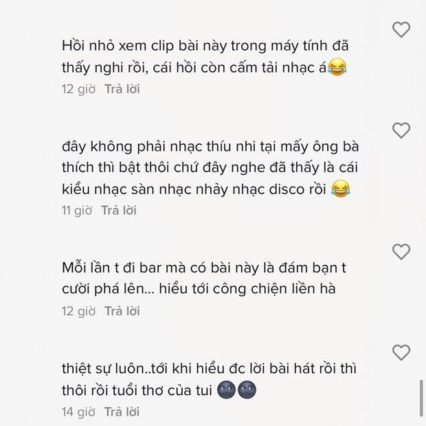Tuổi thơ mất sạch sự trong sáng vì nghĩ đây là bài hát thiếu nhi, biết nội dung 18+ đằng sau mà netizen ngã ngửa! - Ảnh 6.