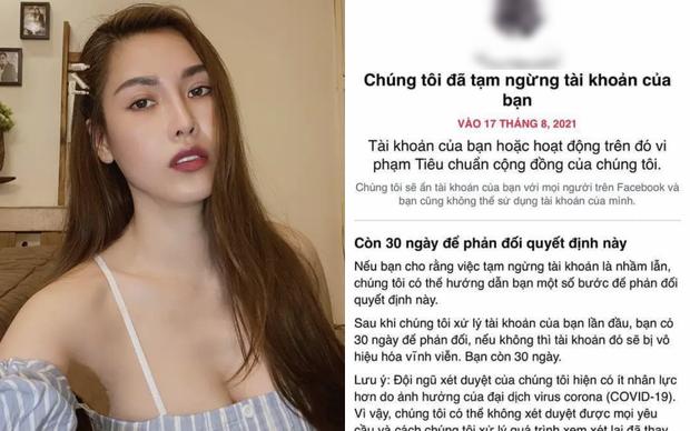 1 sao nữ Vbiz xác nhận bị khoá Facebook vì share clip nhạy cảm liên quan đến trẻ em, giải thích lý do có hợp lý? - Ảnh 1.