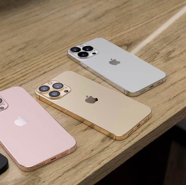 Mô hình thực tế iPhone 13 màu hồng cực đẹp, chị em chuẩn bị chốt đơn thôi! - Ảnh 3.