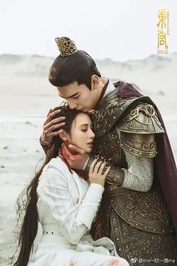 Hot lại hậu trường ngược tâm nhất Đông Cung: Lý Thừa Ngân khóc suýt hôn mê, Tiểu Phong dỗ ngọt 3 câu mà nín ngay - Ảnh 1.
