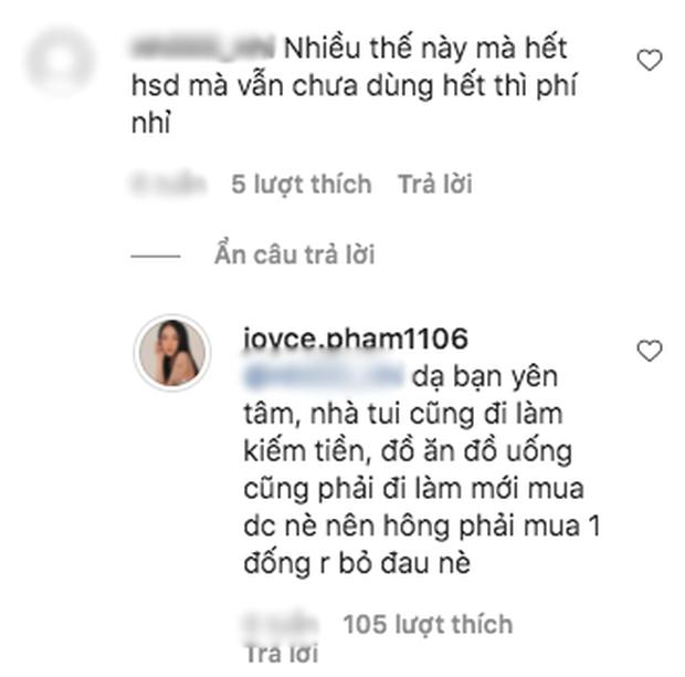 Nhìn kho đồ ăn tích trữ của con gái một vị đại gia Việt mà choáng vì độ dư dả, không khác nào siêu thị mini - Ảnh 3.