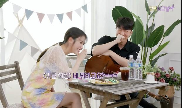 IU cùng người tình bí ẩn đồng hành trong mọi concert: Nhớ hết bài hát của nàng, đòi hát nhạc từ 8 năm trước vẫn xử lý... ngon ơ! - Ảnh 8.