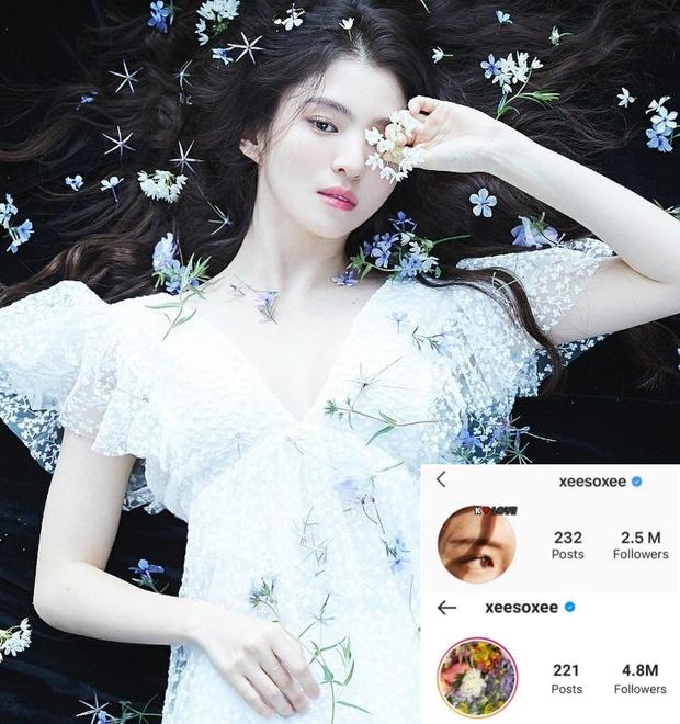 Nữ chính Nevertheless bị chê tơi tả nhưng lại gây bất ngờ khi đạt được thành tích khủng trên Instagram - Ảnh 3.