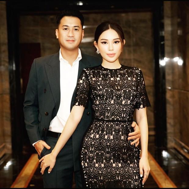 Thiếu gia nhà tỷ phú đăng ảnh Linh Rin, netizen zoom mỏi tay mới biết cô nàng đang làm gì - Ảnh 1.