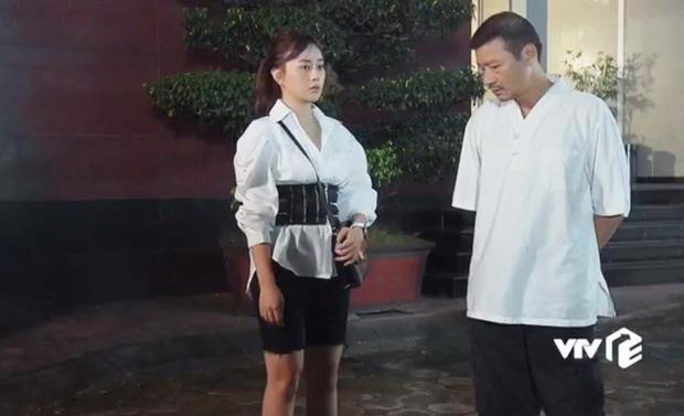 Giá mà Nam (Hương Vị Tình Thân) phối biker shorts theo cách này, có khi bà Xuân đã mở rộng cửa đón cô vào nhà từ phần 1 cũng nên - Ảnh 2.
