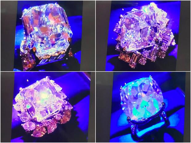 Nữ streamer Phương Hằng có BST kim cương size hột mít trị giá hơn 6800 tỷ, Mr. Đàm muốn lựa chiếc nào đây? - Ảnh 7.