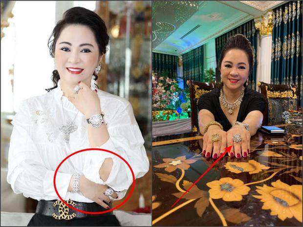 Nữ streamer Phương Hằng có BST kim cương size hột mít trị giá hơn 6800 tỷ, Mr. Đàm muốn lựa chiếc nào đây? - Ảnh 2.