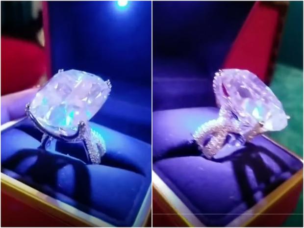 Nữ streamer Phương Hằng có BST kim cương size hột mít trị giá hơn 6800 tỷ, Mr. Đàm muốn lựa chiếc nào đây? - Ảnh 3.