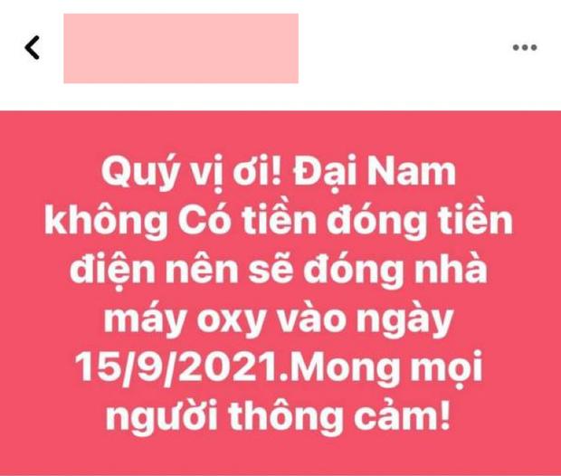 Thư ký của CEO Nguyễn Phương Hằng có phát biểu gây ngỡ ngàng: Đại Nam hết tiền đóng tiền điện nên sẽ đóng cửa nhà máy oxy? - Ảnh 3.