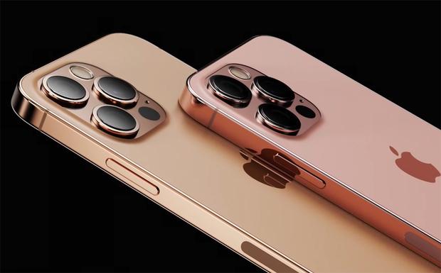 Nóng: iPhone 13 lại rò rỉ thêm thiết kế, phải nói là đỉnh của chóp - Ảnh 2.