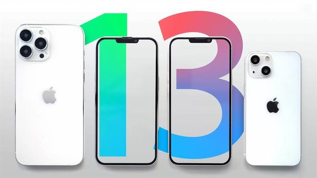 Nóng: iPhone 13 lại rò rỉ thêm thiết kế, phải nói là đỉnh của chóp - Ảnh 1.