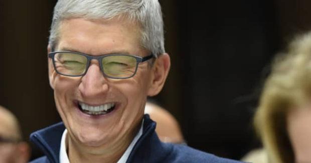 Đây là số tiền bạn thu được nếu chi 1.000 USD mua cổ phiếu Apple từ 10 năm trước, khi Tim Cook trở thành CEO Apple - Ảnh 1.