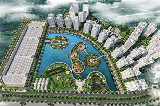 Số phận của một dự án lớn về thương mại tại Hà Nội - Ảnh 3.