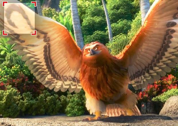 6 điểm cho thấy Disney chi tiết đến sợ: Moana dựa trên bí ẩn có thật, nhân vật Finding Nemo cũng ẩn chứa sự thực đằng sau! - Ảnh 5.