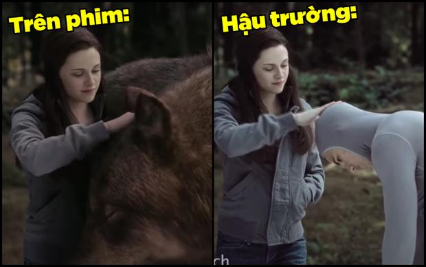 Hậu trường cực viral của Twilight khiến netizen cười sốc: Đáng chú ý nhất là... vùng nách của Jacob, bảo sao Bella sượng trân! - Ảnh 4.