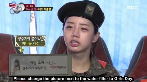 Mặt mộc sao nữ Hàn đi show quân đội: Lisa & ác nữ Penthouse đẹp xuất sắc, gây sốc nhất là người cuối cùng! - Ảnh 18.
