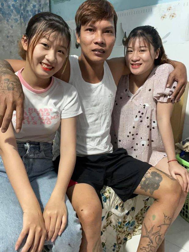 Em Chi, đi phụ hồ mà mang guốc khiến Lộc Fuho bực mình: Sinh năm 2005, nhan sắc ngoài đời khiến netizen xin slot làm rể - Ảnh 4.